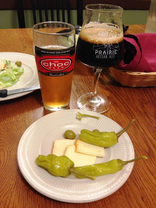 """Prairie and Choc Beer--""""The Bomb""""!!"""
