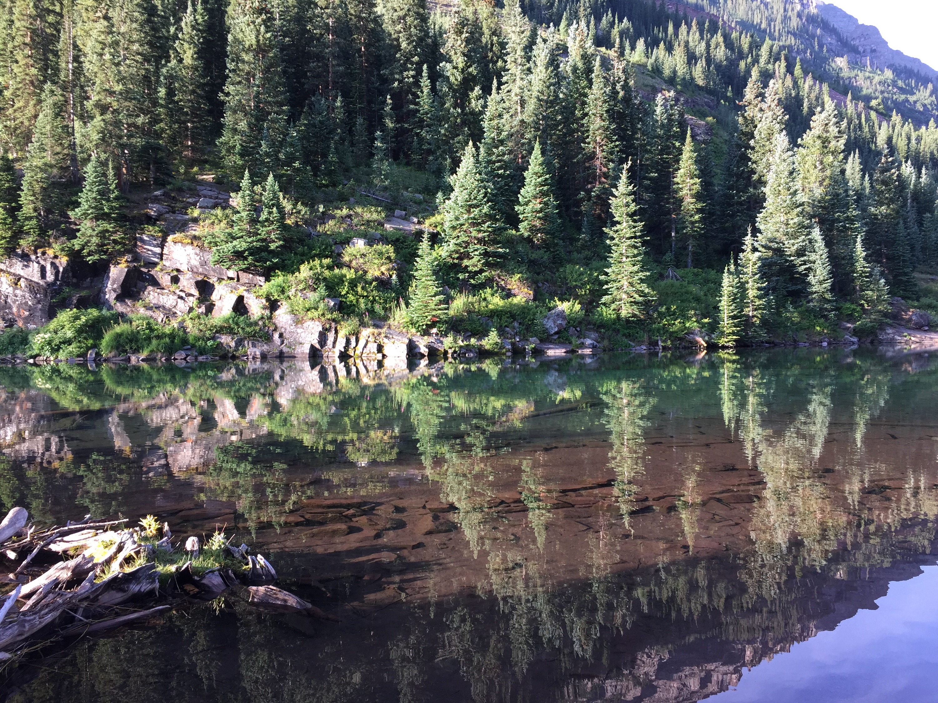 Maroon Bells: hike to Crater Lake – the meandering mates